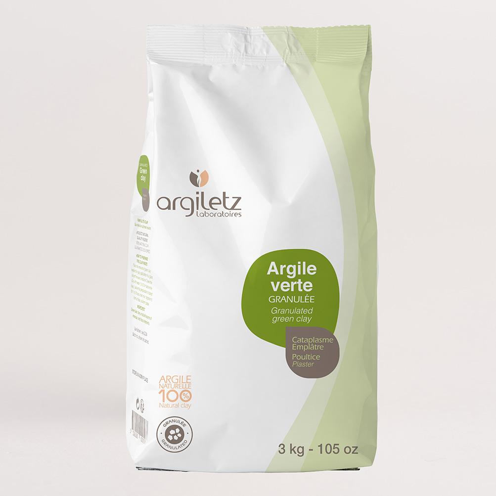 ARGILETZ_green_clay_granulated_3kg