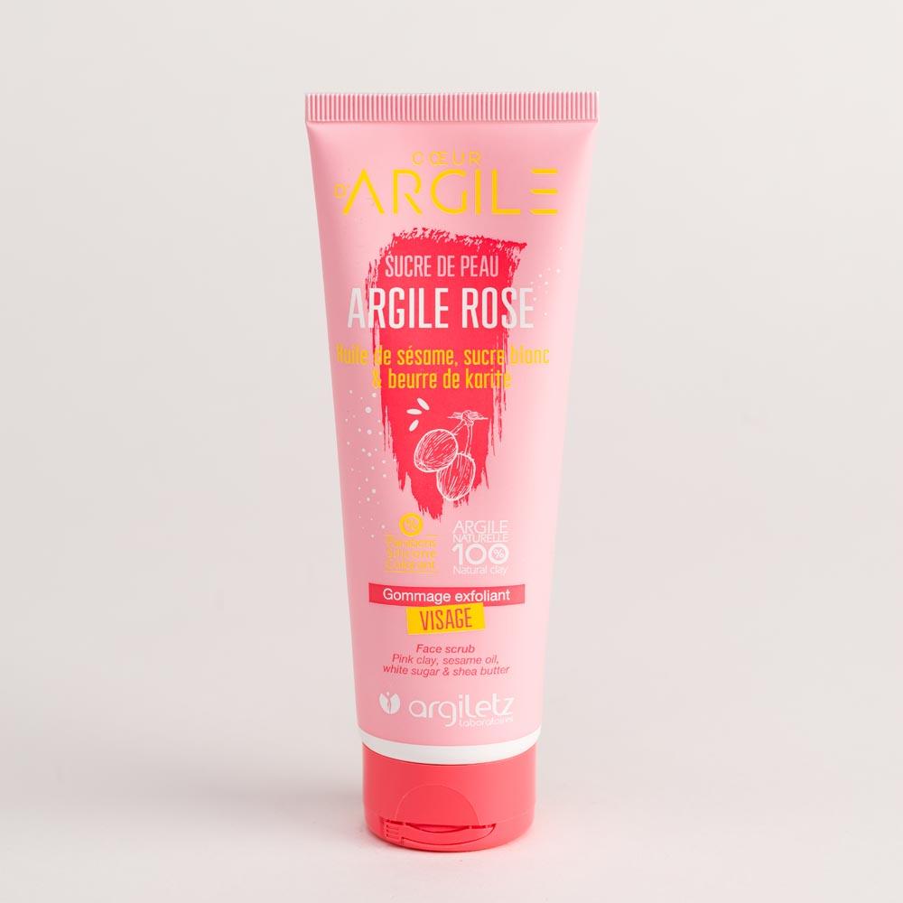 ARGILETZ_Gommage-visage-argile-rose