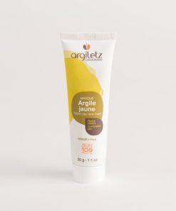 ARGILETZ_Masque-argile-jaune-30g