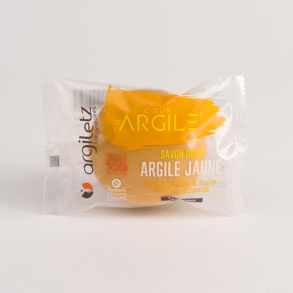 ARGILETZ_savon-argile-jaune