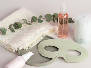 Masque Textilit argile verte