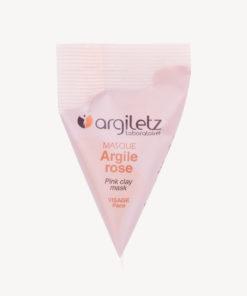 Pink clay berlingot Argiletz