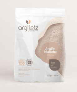 Argiletz white clay bag of 200g