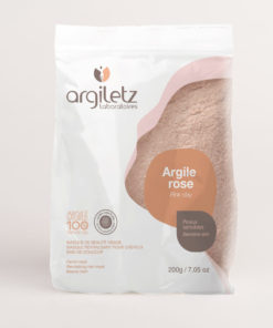 natural pink clay 200g Argiletz